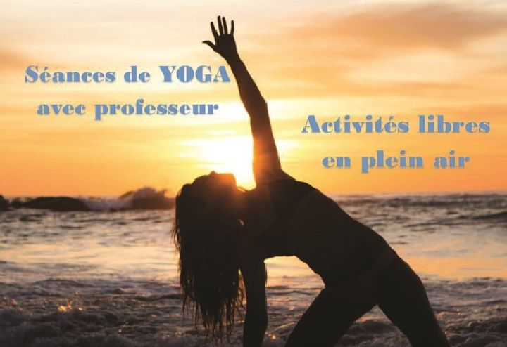 Week-end Yoga au Brusc
