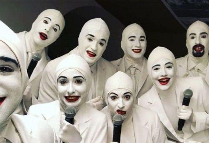 Humour musical : Voca People