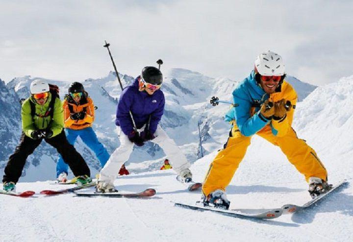 Slv Salon/Istres : Week-end Ski