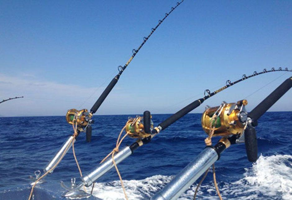 Sortie Slv Salon : Pêche en mer