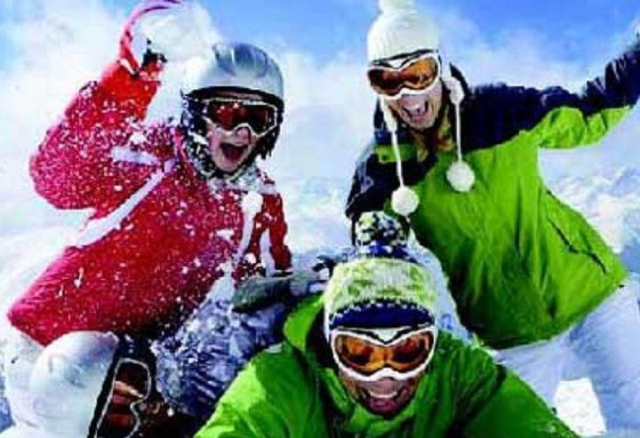 Slv Aubagne : Week-end Ski