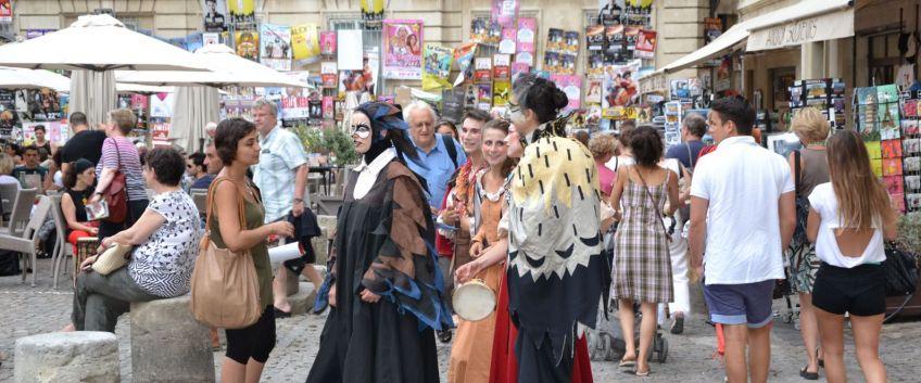 Avec Contre Courant, découvrez le 72ème Festival d'Avignon
