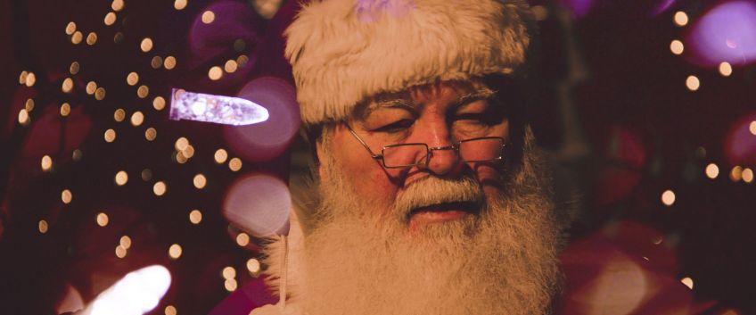 Le père Noël a réussi son atterrissage à Ste Tulle