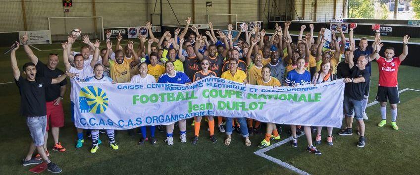 Rencontre sportive de Futsal : <br/> Futsal mélange les genres