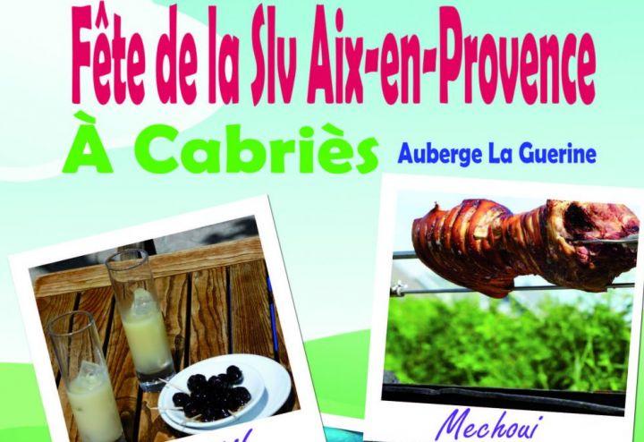 Fête de la Slv du Pays d'Aix
