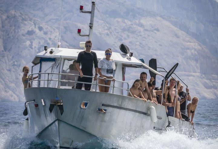 Sortie Mer : Balade en Solidaire avec la SLV Arenc