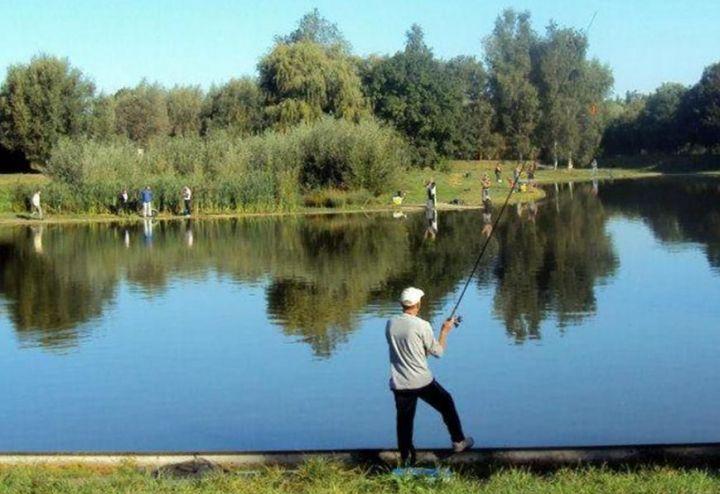 Journée pêche au bord de l'Étang de Steph