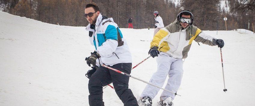 Tous schuss aux week-end Ski de l'ASSE