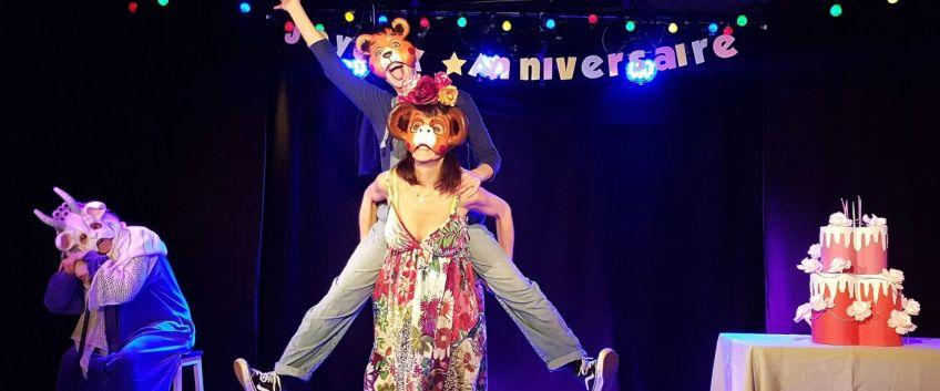 Le secret : une pièce de théâtre pour sensibiliser les enfants 3 à 10 ans