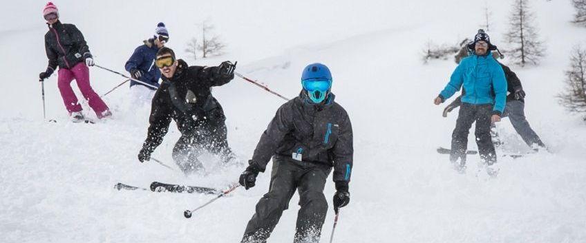 Aide aux séjours neige