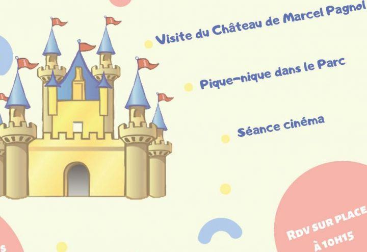 Une journée pour les enfants au Château de ma mère