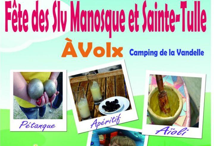 Fête des Slv Sainte-Tulle et Manosque