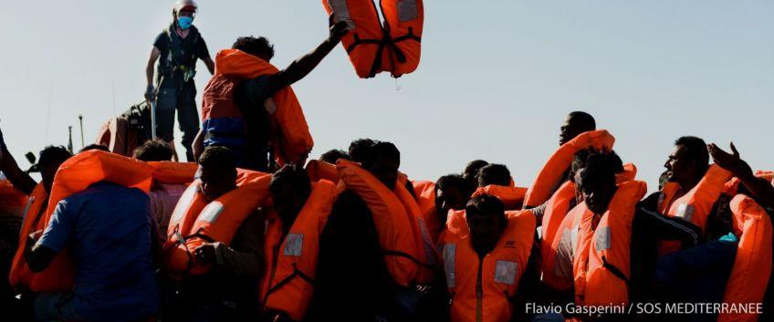 SOS Méditerranée : Tous sauveteurs