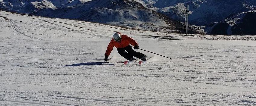 Tout schuss ! <br/> Avec la section ski de l'ASSE