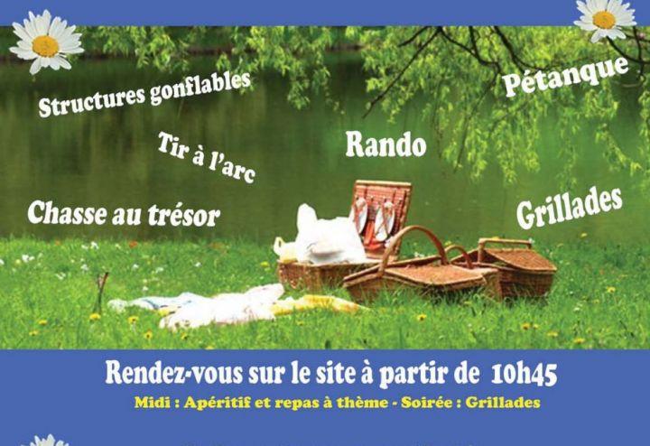 Journée champêtre à Saint Chamas