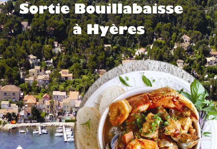 Slv Pays d'Aix : Sortie bouillabaisse