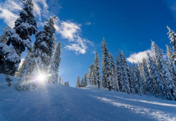 Weekend au ski !