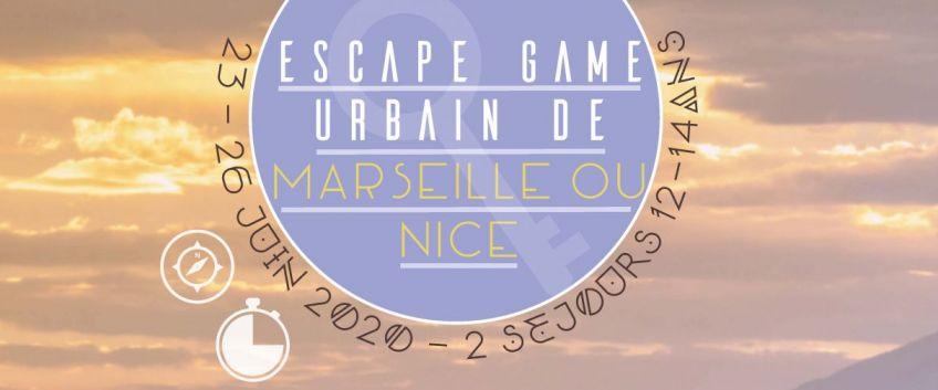 Mini-séjour pour les 12-14 ans : Escape Game dans la ville