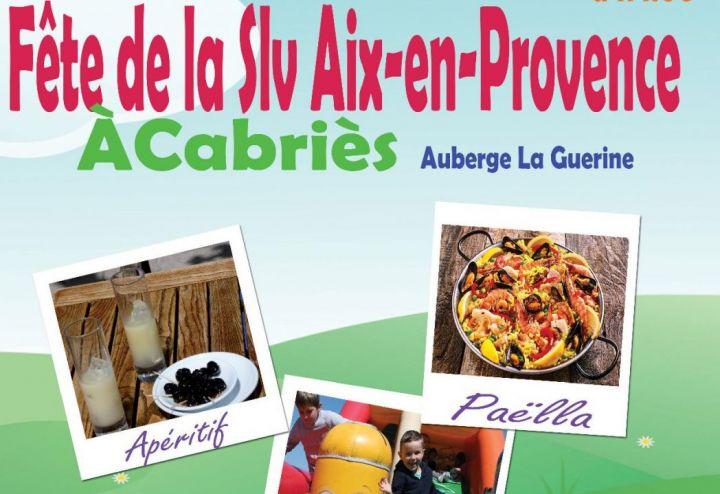 Fête SLV à Aix-en-Provence