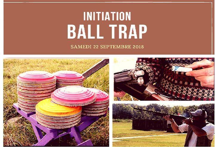 Initiation Ball Trap
