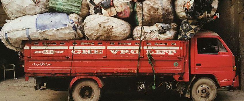 Expo au MUCEM <br/> Vies d'ordures