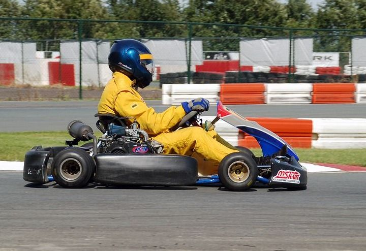 Challenge Karting à Manosque