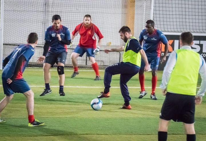 Tournoi de foot - Challenge Garibaldi