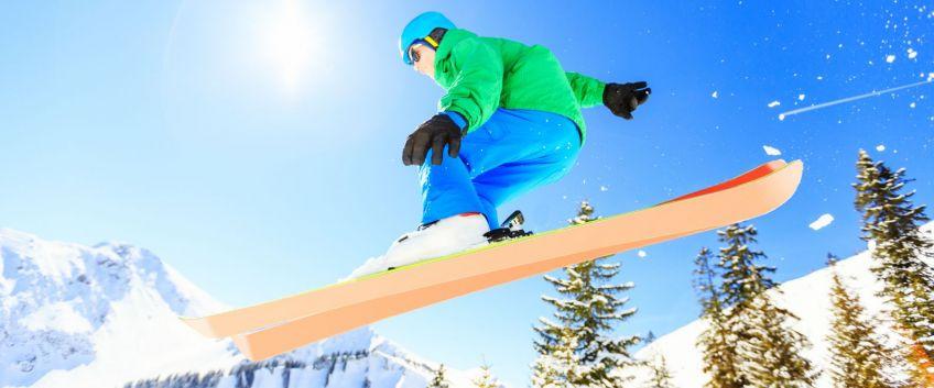 Qui dit hiver, dit week-end au ski.