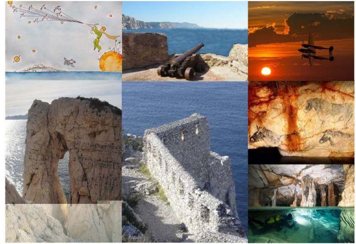 Conférence:  Plongée dans la Géologie et l'Histoire secrète des Calanques