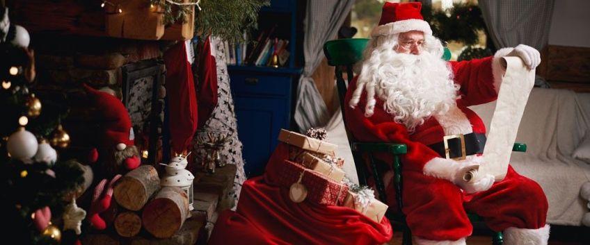 L'invitation du père Noël