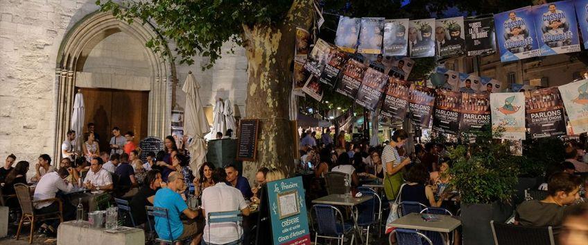 Avec Contre Courant, découvrez le 73ème Festival d'Avignon