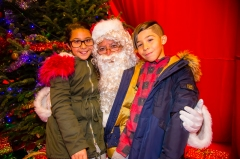 Arbre de Noël 2016  au Cirque Médrano