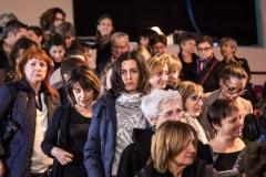Journée internationale des Droits des Femmes 2017. ©Éric Raz