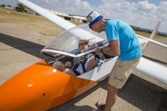 Journée découverte des sports aériens avec la Slv Calanques. ©Éric Raz