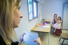 Dépistages troubles visuels juin 2017 ©Éric Raz/Cmcas Marseille