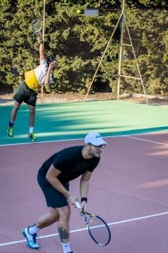 Tournoi tennis ASSE novembre 2017 ©Éric Raz