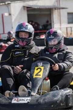 Journée Karting Handisport à Rognac - Mars 2018 @Éric Raz