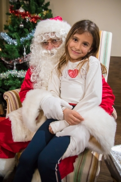 Noël à Manosque, 7 décembre 2019 (© Eric Raz)