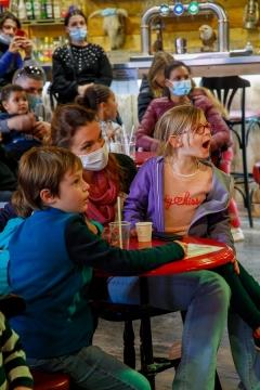 Slv Pays d'Aix – Journée Halloween – 10 octobre 2020 – Photos Eric Raz/Cmcas Marseille