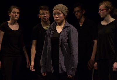 Théâtre : Du piment dans les yeux